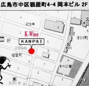 K-Wine地図