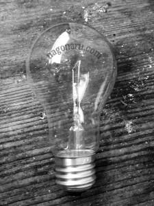 白熱電球1
