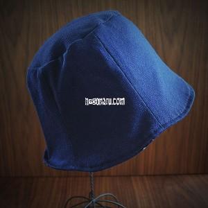 手織りハット5