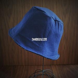手織りハット4