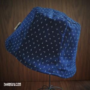 手織りハット2